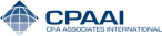 Logo CPA Associates International